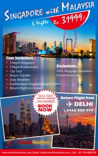 Singapore Malaysia Tour Package Colorful Vacations Review
