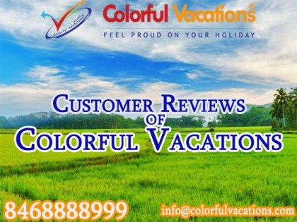 Tour Package Review Colorful Vacations