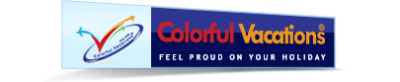 Colorful Vacations Logo